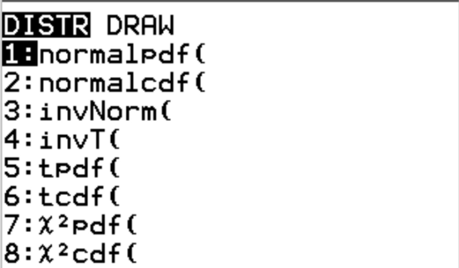 So berechnen Sie normale Wahrscheinlichkeiten auf einem TI 20 ...